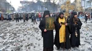 Ukrainian priests