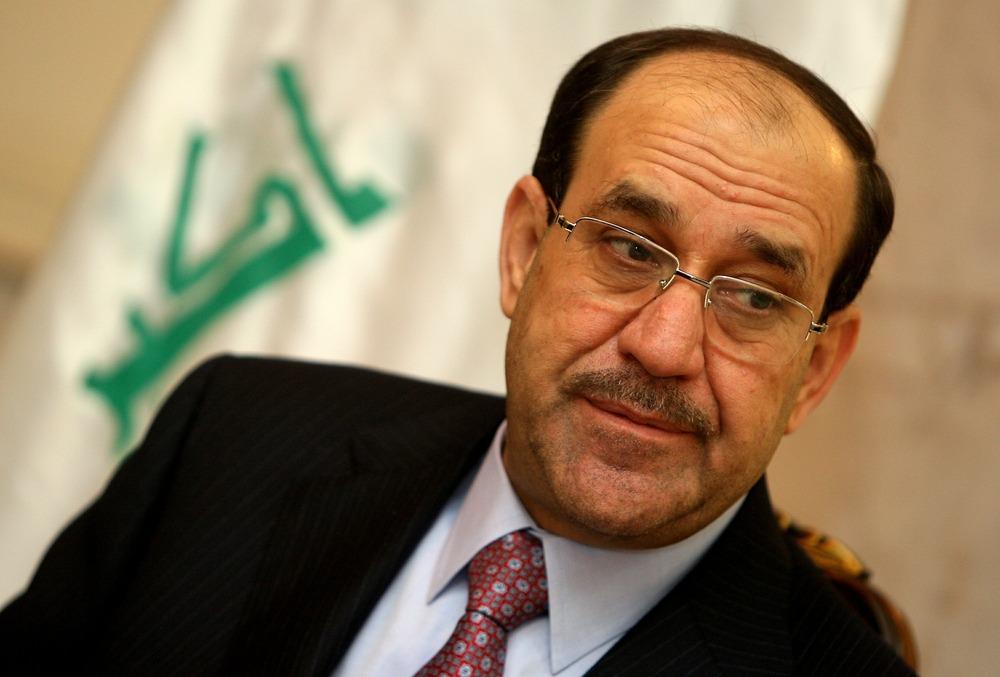 Image: Iraqi Prime Minister Nuri al-Maliki