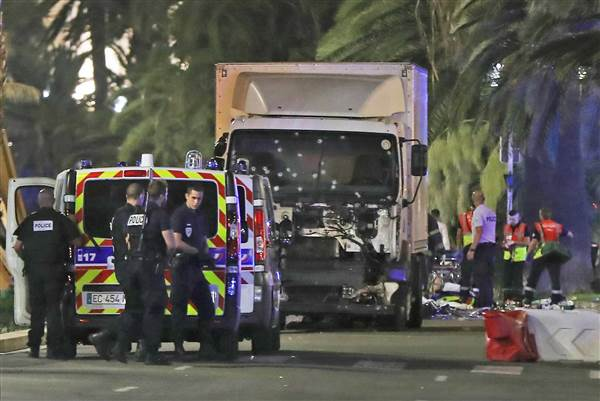 Nice truck attack